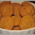 Soft and Delicious Ginger & Molasses Cookie Recipe