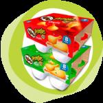 Quick Lunch Box or On-the-Go Idea: Pringles!