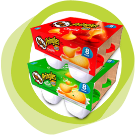 Pringles Snack Packs