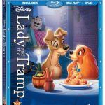 Disney News: Lady & The Tramp to be Released on Blu-Ray