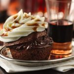 Recipe: Boozy Bourbon Chocolate Cupcakes
