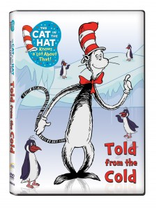 The Cat in the Hat Told from the Cold dvd