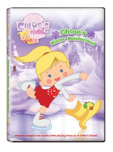 Chloe's Winter Wonderland DVD
