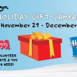 generationOn and Hasbro Team Up This Holiday Season! {How You Can Help!}