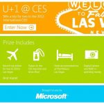 Win a Trip to CES in Las Vegas! #WindowsChampions