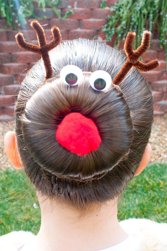 Rudolph Hair Style