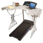 The TrekDesk Treadmill Desk