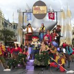 Jake and the Never Land Pirates in the Disney Parks Christmas Day Parade