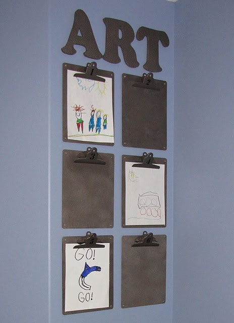 Art Clipboards