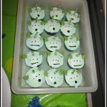 Recipe: Toy Story Alien Cupcakes