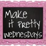 "Make It Pretty Wednesdays: ""So Lucky"" Rainbow Button Wall Art with Glue Dots®"