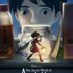 Disney News: Official Trailer of THE SECRET WORLD OF ARRIETTY
