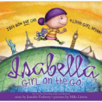 Book Review: Isabella: Girl on the Go by Jennifer Fosberry
