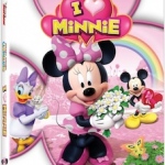 DVD Review – Mickey Mouse Clubhouse: I Heart Minnie
