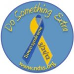 World Down Syndrome Day is March 21st! #321