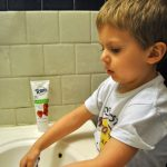 Swap your Child's Toothpaste with Tom's of Maine Silly Strawberry