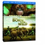 Giveaway: Born to Be Wild Blu-ray/DVD Combo Pack {US Only} #BornToBeWild