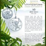 Giveaway: Alex Woo Pendant Necklace Inspired by Chimpanzee #MeetOscar [US/CAN}