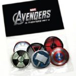 Giveaway: Marvel's The Avengers Prize Pack