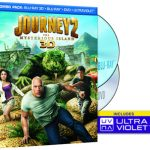 Journey 2: The Mysterious Island Blu-ray Combo Pack GIVEAWAY