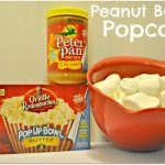 Help End #ChildHunger and Make Peanut Butter Popcorn
