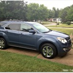 Touring St. Louis with the Chevy Equinox #KeysToSTL