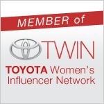 TWIN and Toyotas #ToyotaWomen