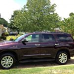 Wordless Wednesday: Traveling in the Toyota Sequoia