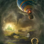 Trailer for OZ, The Great and Powerful!