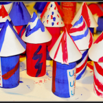4th of July Rockets Craft {Gummylump Blog Guest Post!}