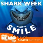 It's Shark Week: Finding Nemo 3D Shark Facts!