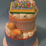 Make It Pretty Wednesdays: Diaper Cake!