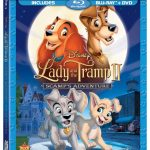 Review: Lady and the Tramp II: Scamp's Adventure on Blu-Ray