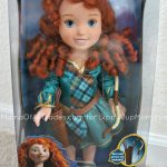 Meet Merida, a Tollytots Doll Review and Giveaway
