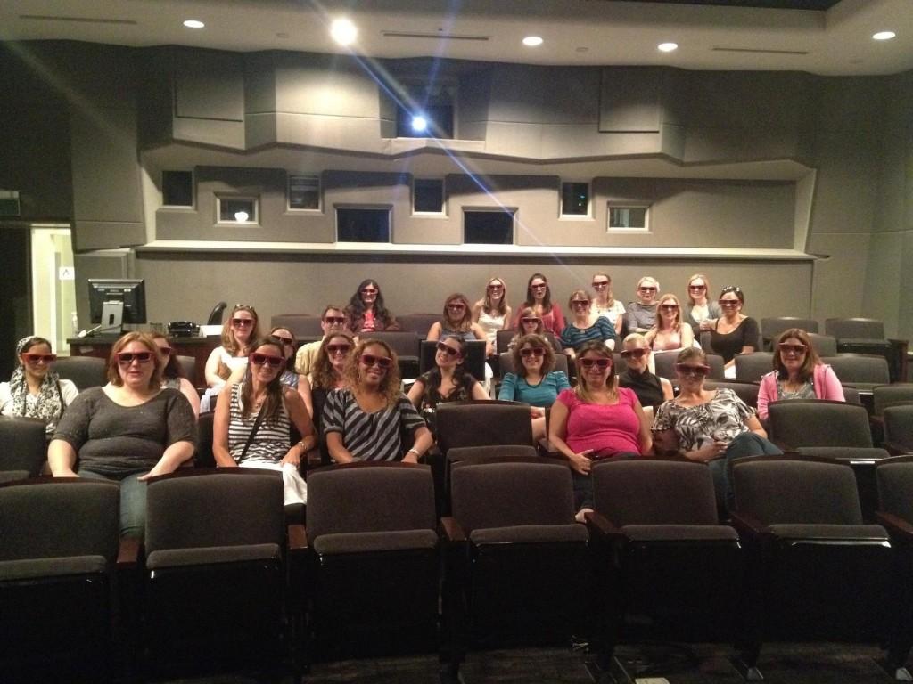 #DisneyInHomeBloggers Finding Nemo 3D screening