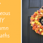 Make It Pretty Wednesdays: Amazing List of DIY Autumn Wreaths!