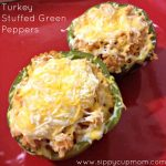 Recipe: Turkey Stuffed Green Peppers