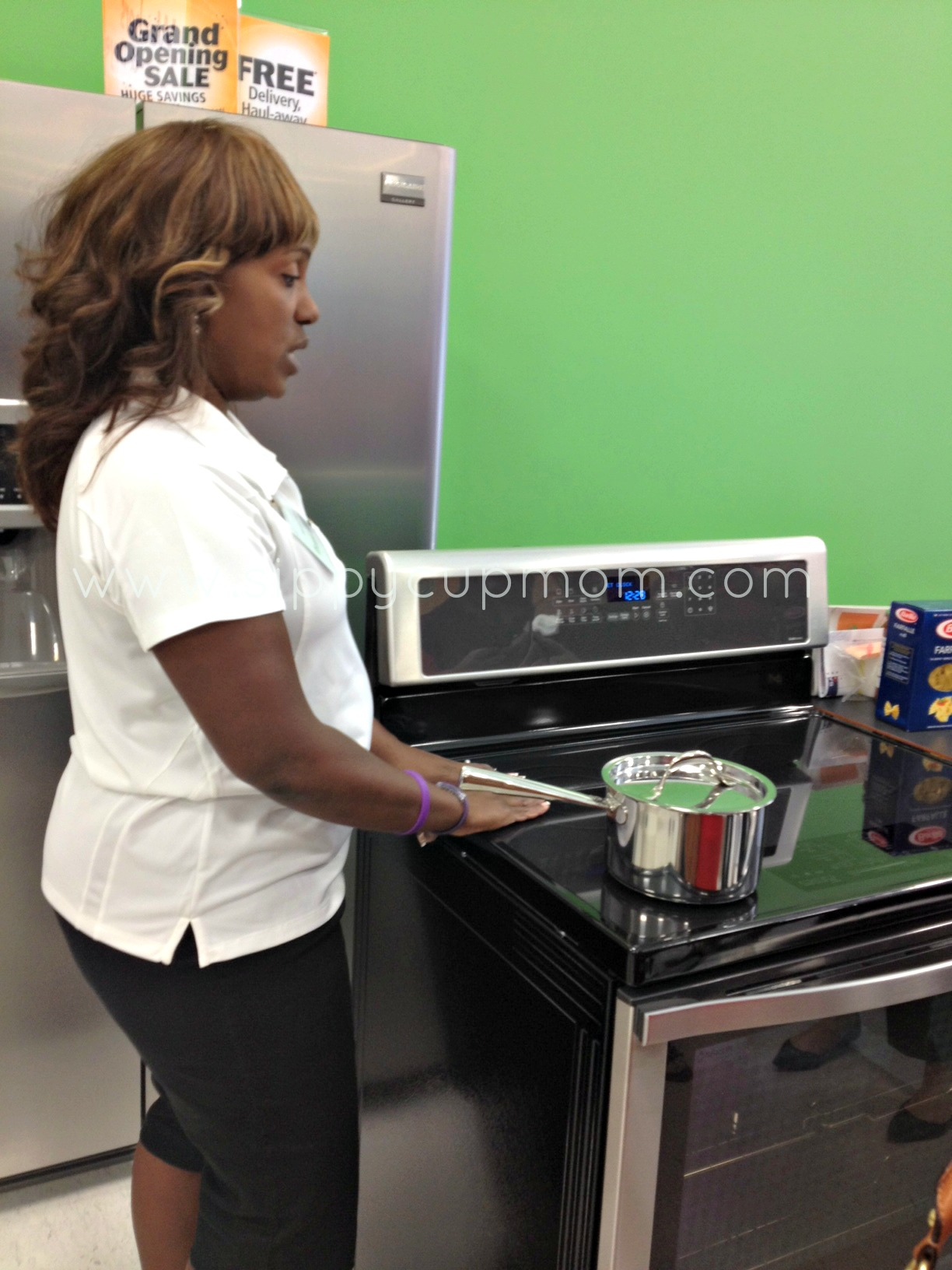 discovering whirlpool and maytag appliances at new h h gregg