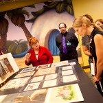 Disney's Animation Research Library Tour #Cinderella #DisneyInHomeBloggers