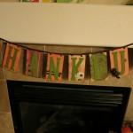 "Make It Pretty Wednesdays: ""Thankful"" Banner Decoration"