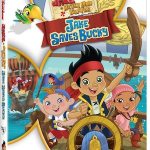 DVD Review: Jake and the Never Land Pirates – Jake Saves Bucky
