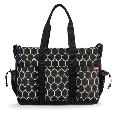 Must Have For Twins Skip Hop Duo Double Diaper Bag Sippy