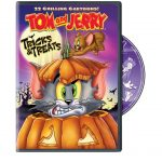 DVD Review: Tom and Jerry Tricks & Treats