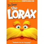 Holiday Deal: The Lorax DVD only $3.99 and Blu-ray/DVD only $14.99