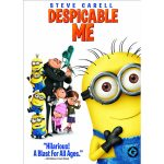 Holiday Deal: Despicable Me only $5.99 and Blu-ray/DVD only $9.99