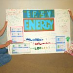 See How Much Energy and Money you Can Save: Elmer's GE Simple Service Project #GlueNGlitter #CBias #Social Fabric