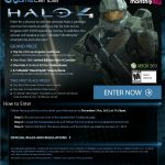 Video Game Giveaways: Halo 4/ T-Mobile Giveaway and the Dance Central 3 Instagram Giveaway