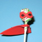 Make It Pretty Wednesdays: Superhero Lollipop Party Favors!