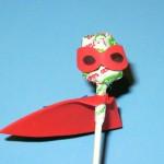 Make It Pretty Wednesdays: Superhero Lollipop Party Favors!