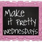 Make It Pretty Wednesdays: Making My Holiday Project List, Checking It Twice!